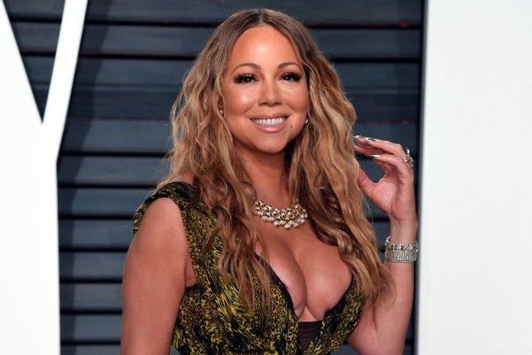 Mariah Carey (nuotr. SCANPIX)