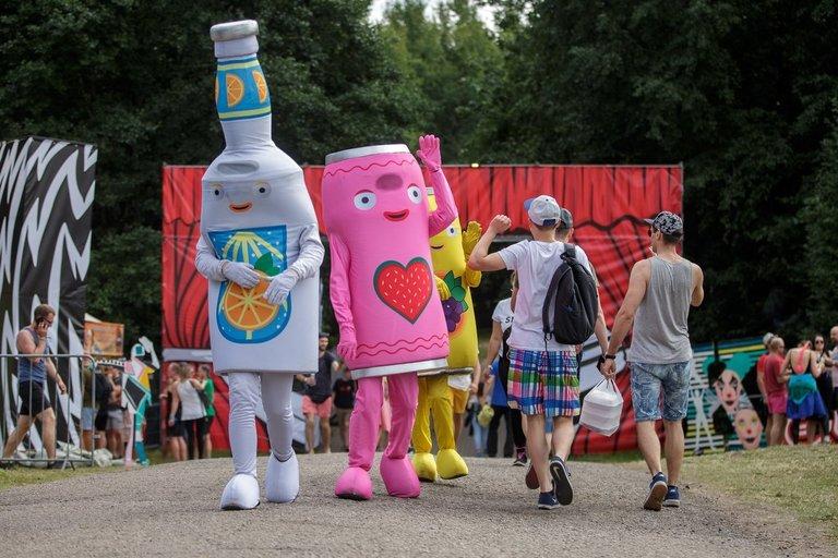 """Festivalis """"Karklė 2019"""" (nuotr. Fotodiena/Matas Baranauskas)"""