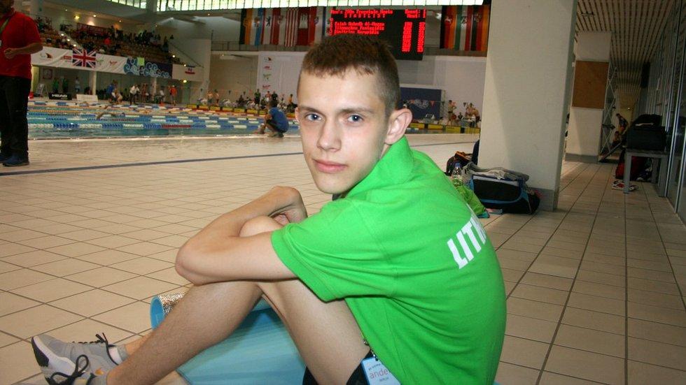 Dovydas Juodžiukynas (nuotr. facebook.com)