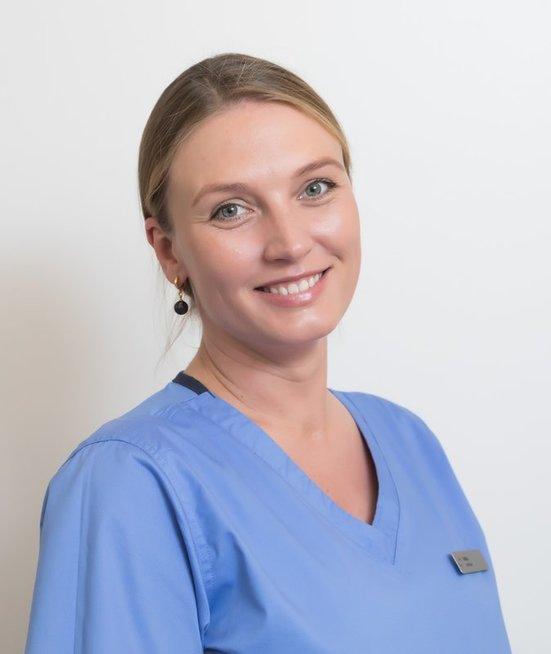 Gydytoja odontologė Otilija Matutienė