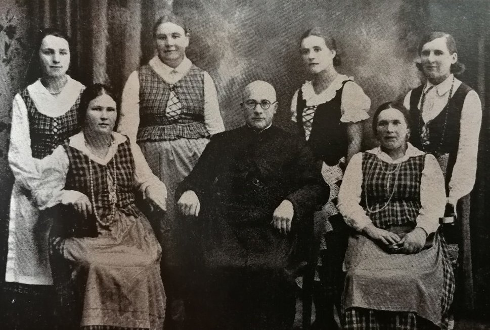 Katalikės moterys
