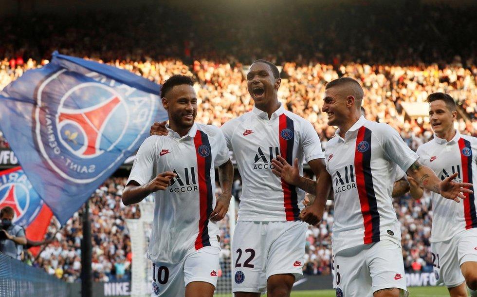 """Paryžiaus """"Saint-Germain"""" (nuotr. SCANPIX)"""