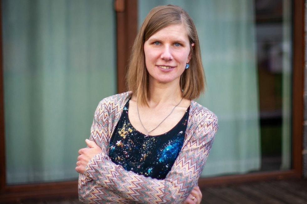 Rima prieš penkerius metus išgirdo retos ligos diagnozę