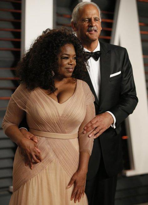 Stedman Graham ir Oprah Winfrey