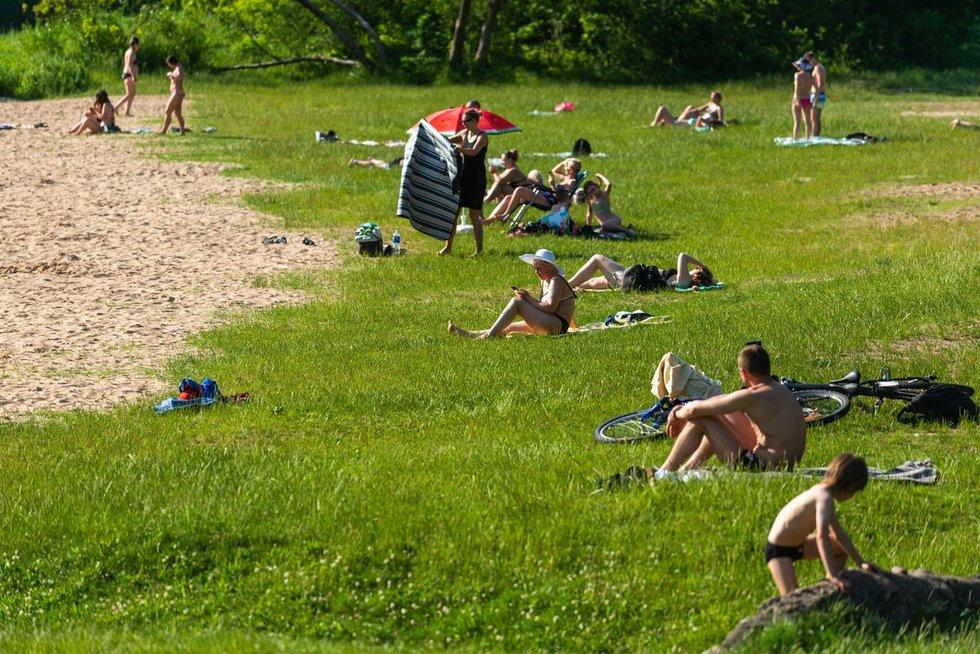Laisvalaikis Vilniuje (nuotr. Fotodiena)