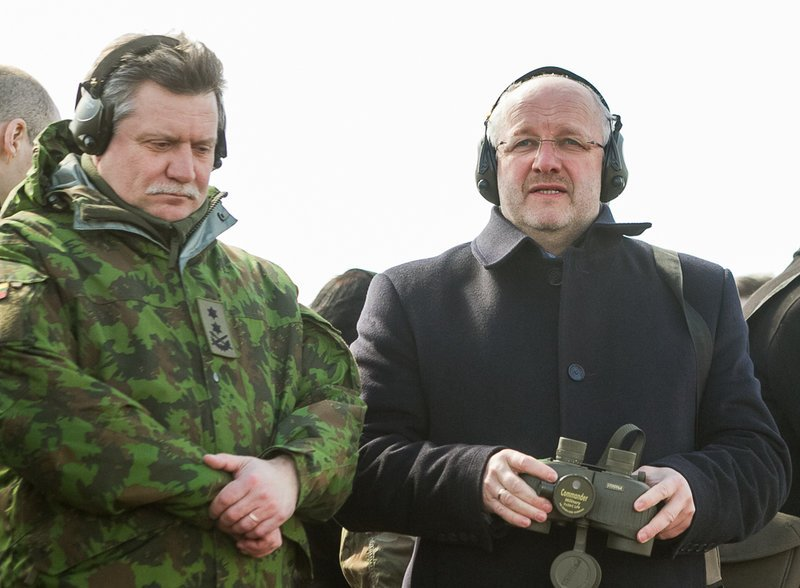Vytautas Jonas Žukas, Juozas Olekas (nuotr. Tv3.lt/Ruslano Kondratjevo)