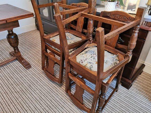 Laisvė pati atnaujino savo senus baldus