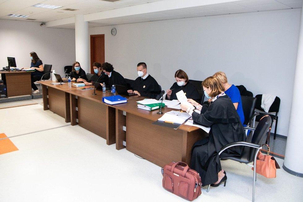 Teismas svarstoma Karpavičiaus testamento byla