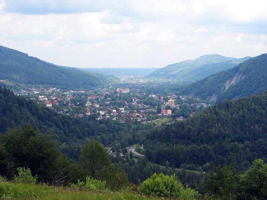 Ukrainos kalnai (Facebook nuotr.)