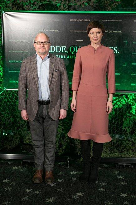 Gytis Oganauskas ir Monika Garbačiauskaitė-Budrienė