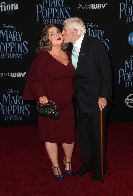Dick Van Dyke ir Arlene Silver