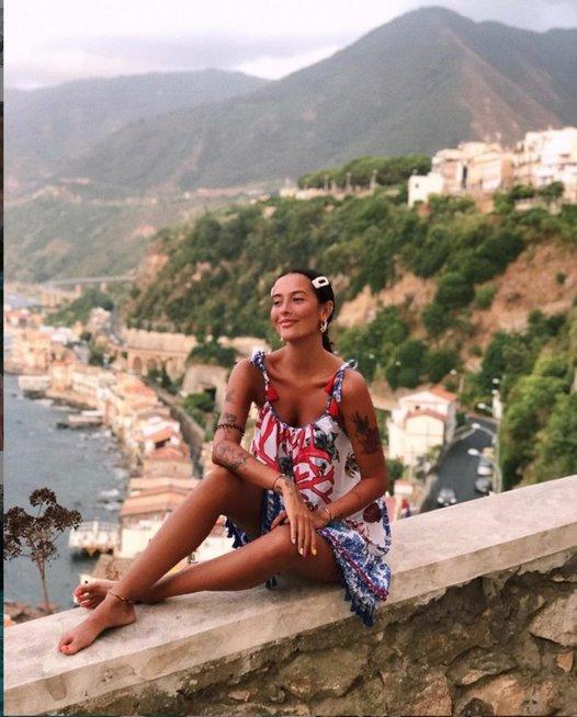 Karolina Meschino (nuotr. Instagram)