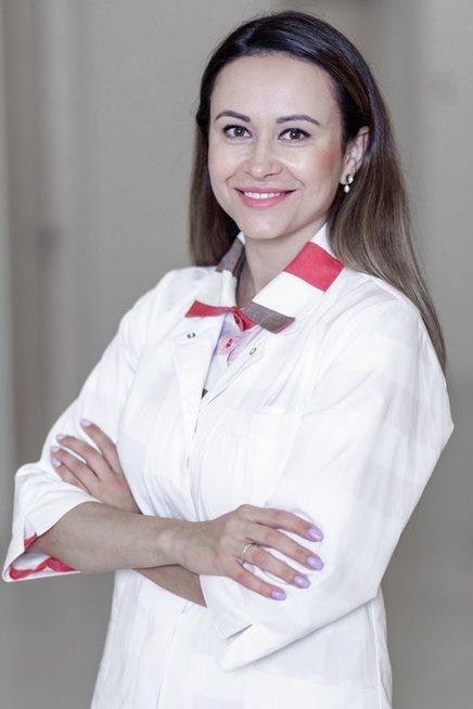 "Ugnė Jarilinaitė-Grinaveckė, ""Nordclinic"" gydytoja dermatovenerologė"