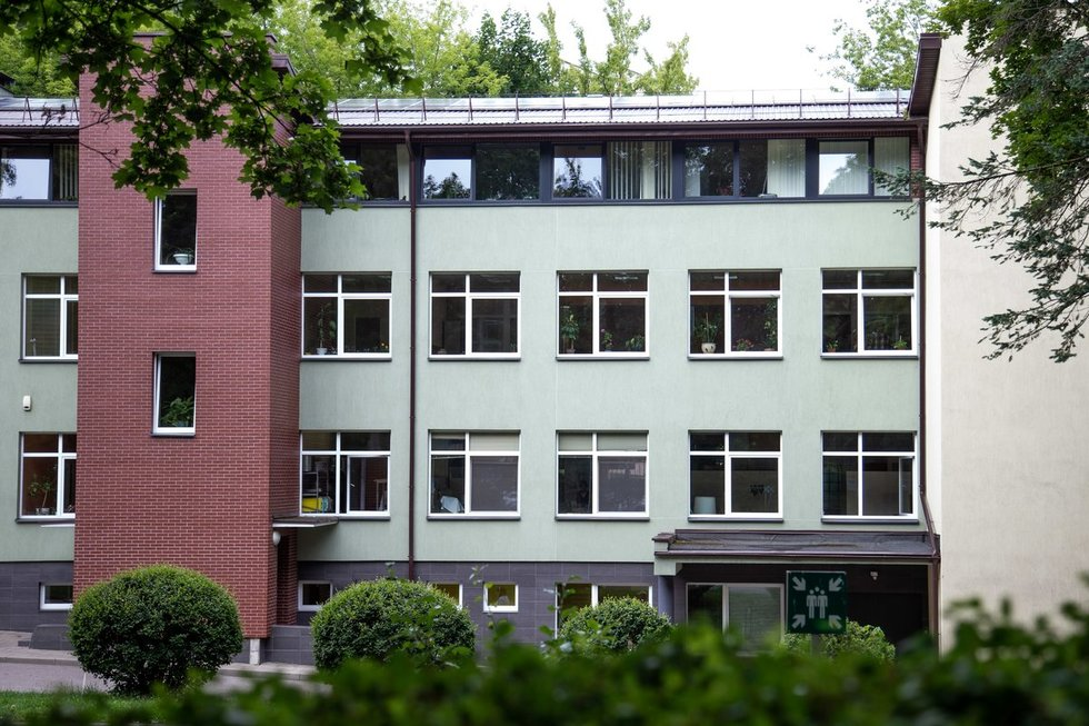 Vilniaus miesto psichikos sveikatos centro rutina (nuotr. Fotodiena/Justino Auškelio)