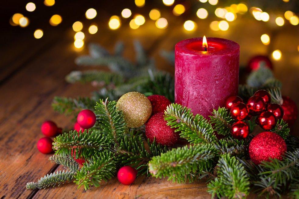 Kalėdinės dekoracijos (nuotr. Fotolia.com)