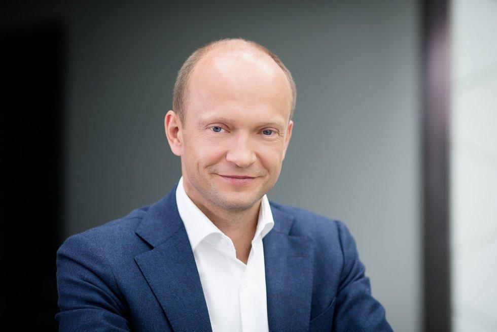 """""""Swedbank"""" vyriausiasis ekonomistas dr. Nerijus Mačiulis (nuotr. asm. archyvo)"""