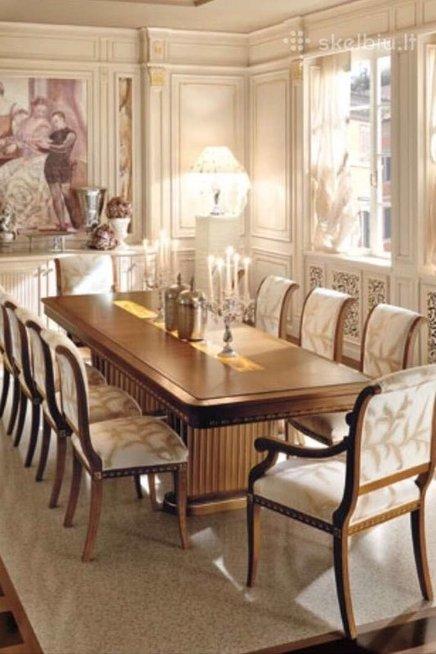 Siūlomi išskirtiniai, bet retam įperkami baldai: lietuviai baksnoja į kainą