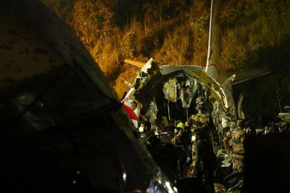 """Air India Express"" lėktuvo katastrofa"