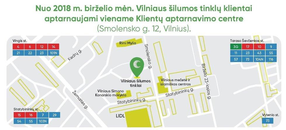 VŠT aptarnavimo centras (nuotr. bendrovės)