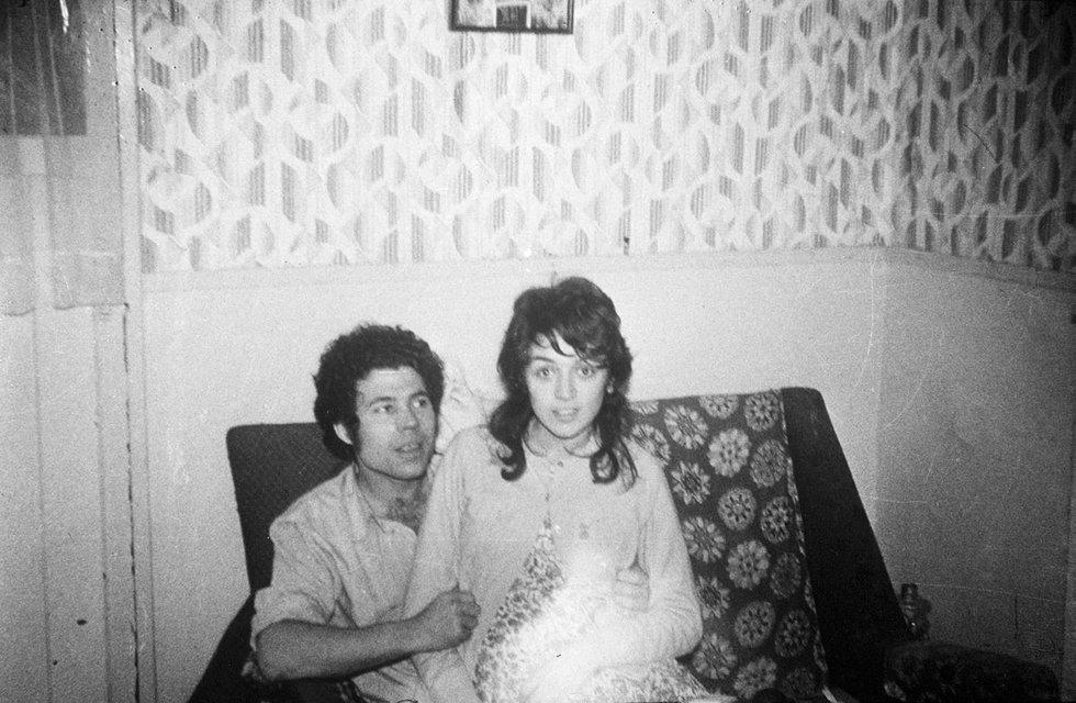 Rosemary ir Fredas Westai (nuotr. Vida Press)