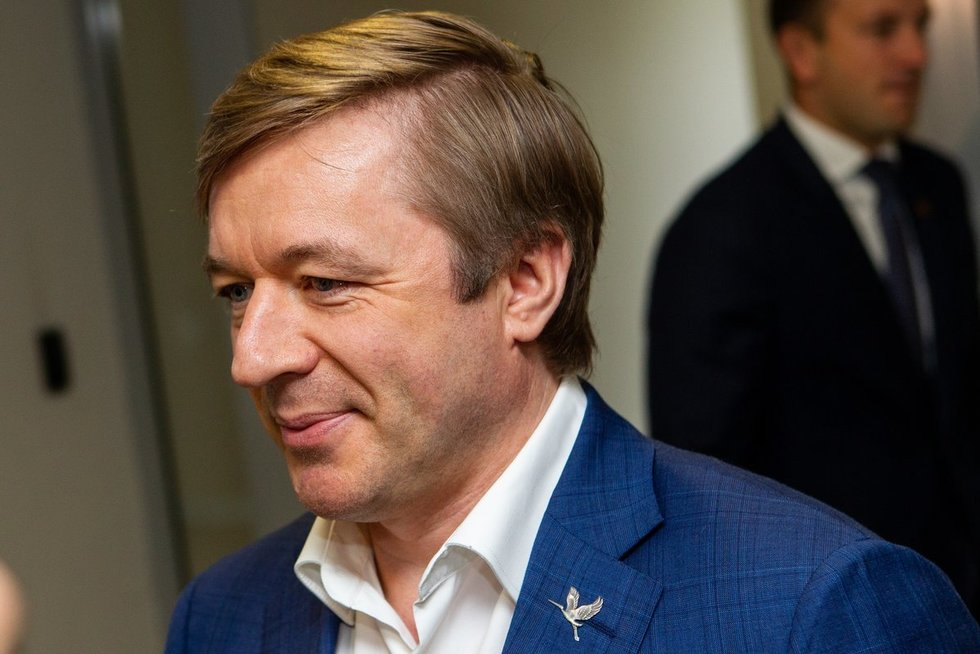 LVŽS lyderis Ramūnas Karbauskis (Paulius Peleckis/Fotobankas)