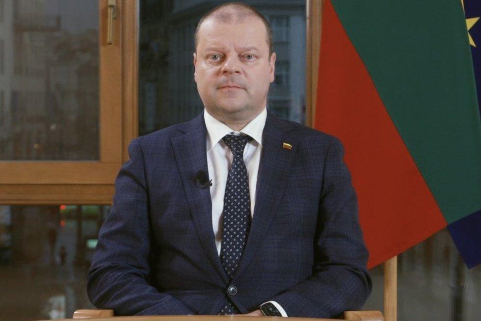 Saulius Skvernelis (nuotr. Vyriausybės)