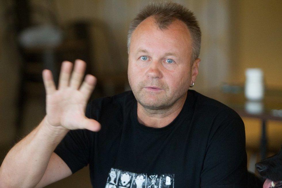 Saulius Urbonavičius-Samas (Fotobankas)