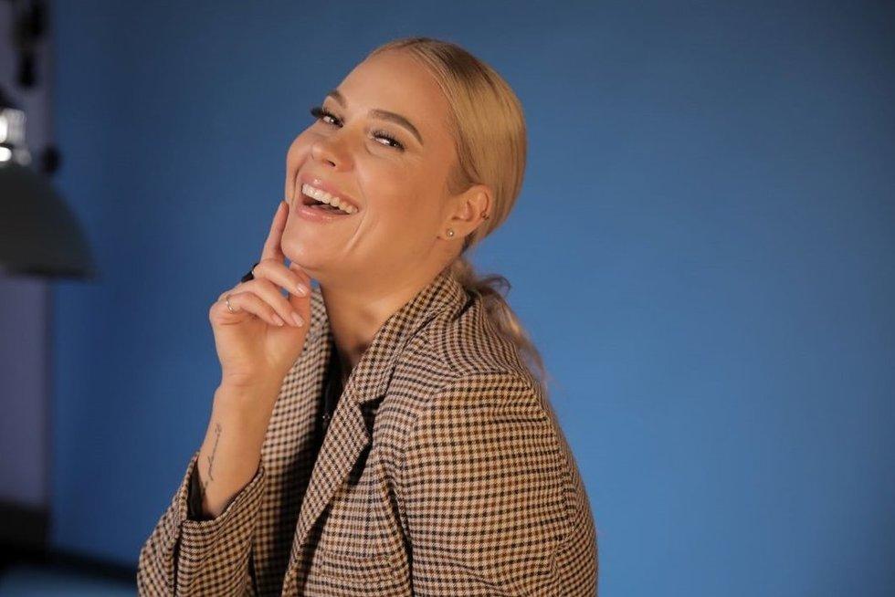 """Nijolė Pareigytė(nuotr.Aleksandro Broko (""""Culture Bridge"""") ir Juliaus Žalnierukyno)"""