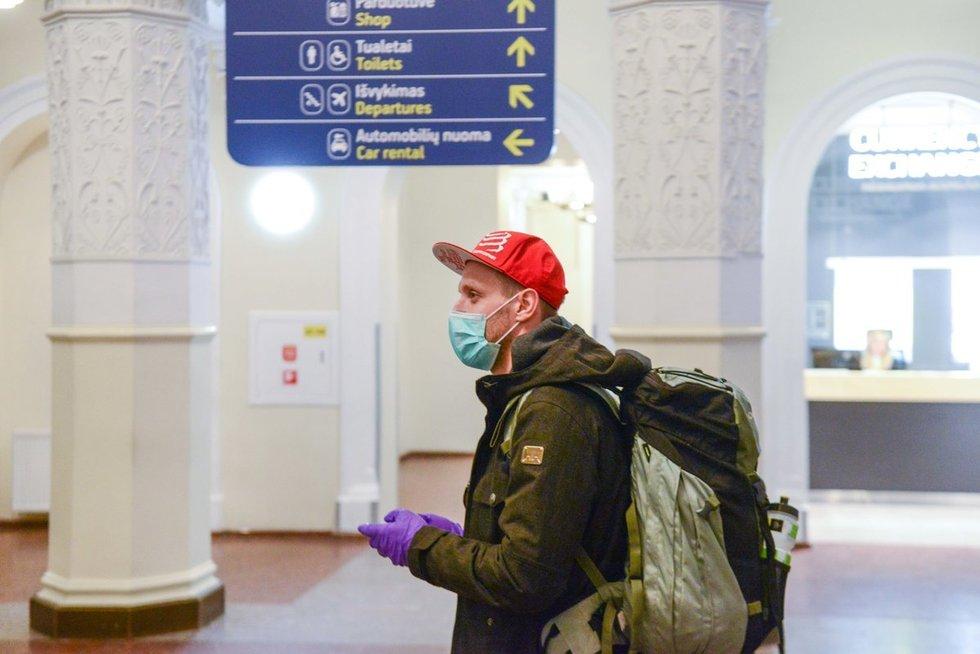 Oro uostas(nuotr. Fotodiena/Justino Auškelio)