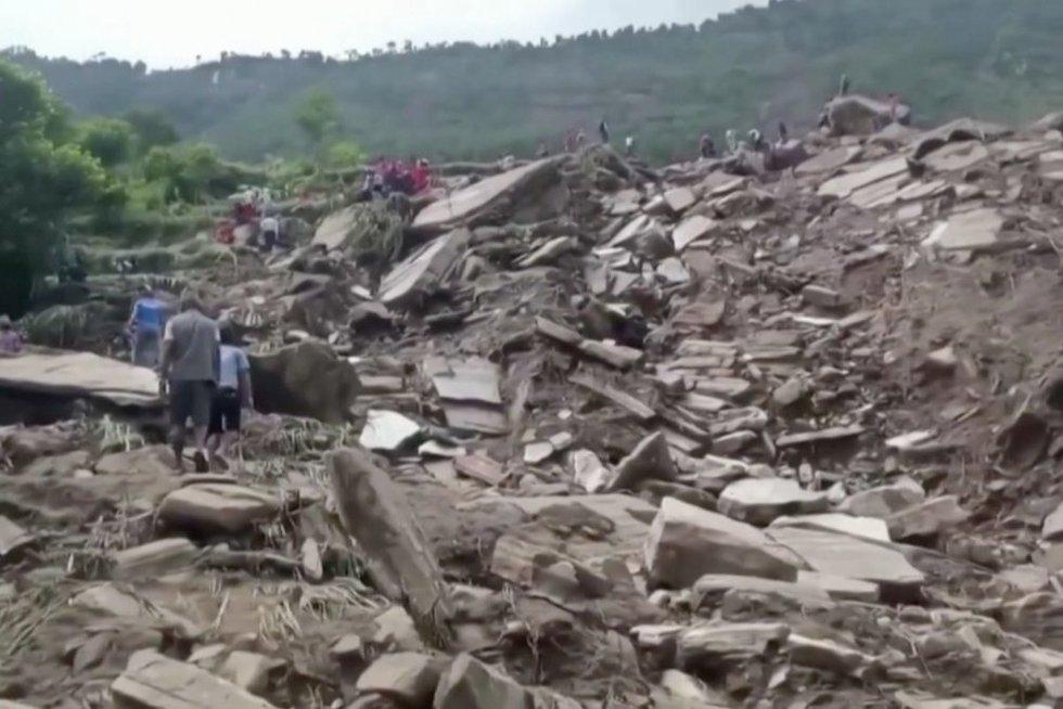 Nepalas (nuotr. stop kadras)