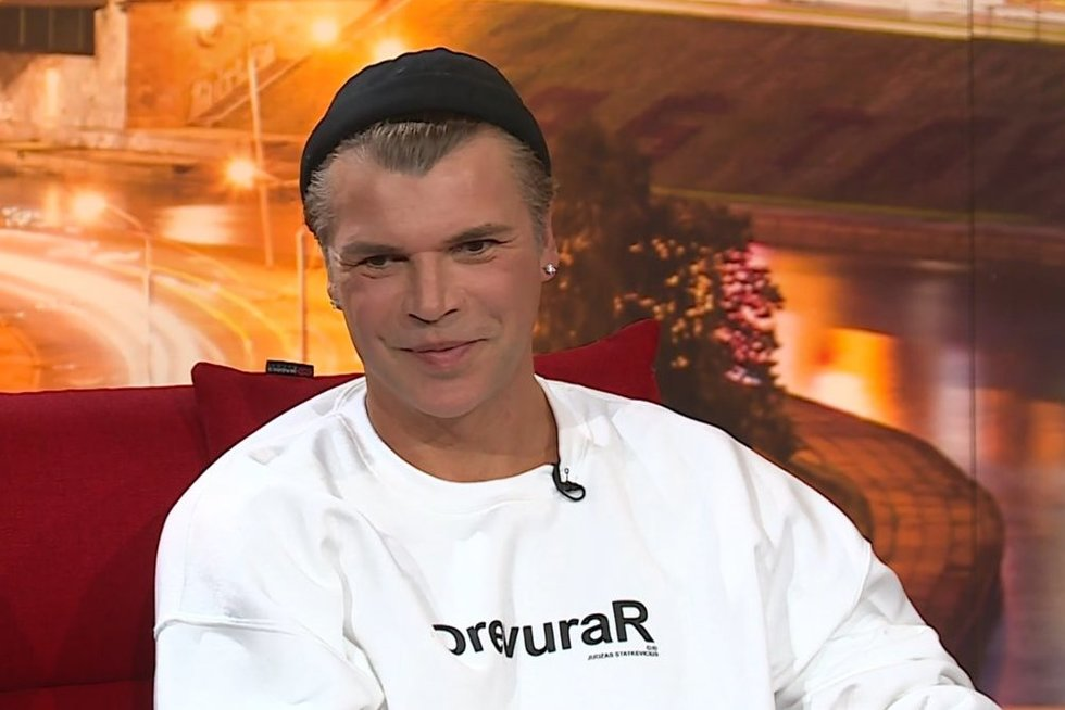 Juozas Statkevičius (nuotr. stop kadras)