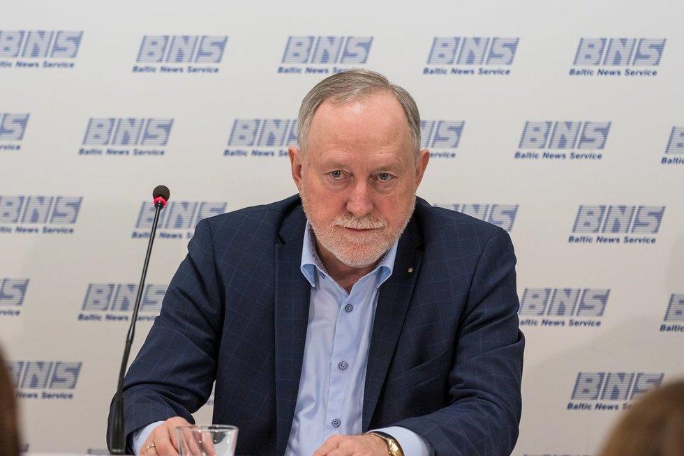 Gintautas Pangonis (nuotr. Broniaus Jablonsko)