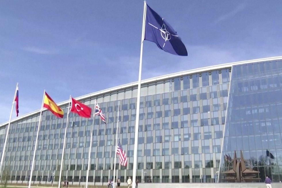NATO (nuotr. stop kadras)