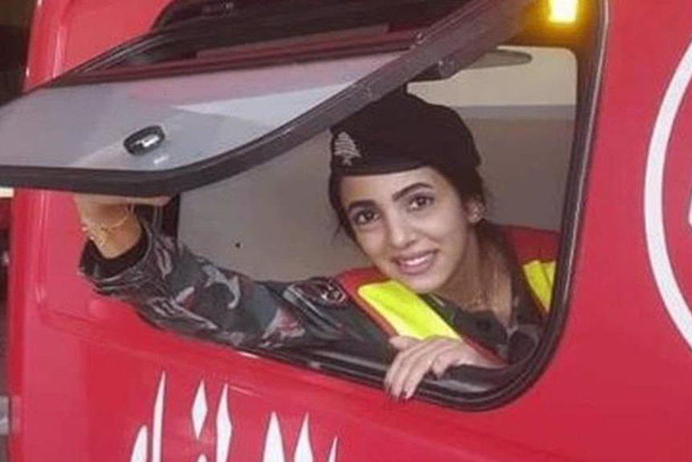 Tragiškai žuvusi paramedikė Sahar Faris (nuotr. asm. archyvo)
