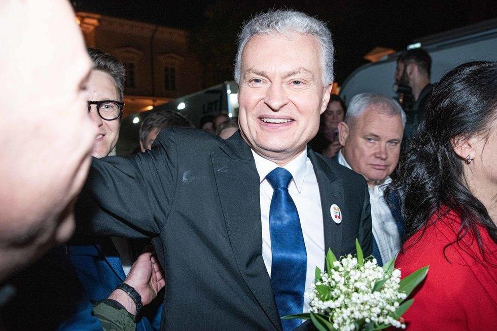 Gitanas Nausėda (J. Auškelis/fotobankas.lt))