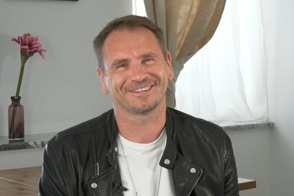 Marijonas Mikutavičius (nuotr. stop kadras)