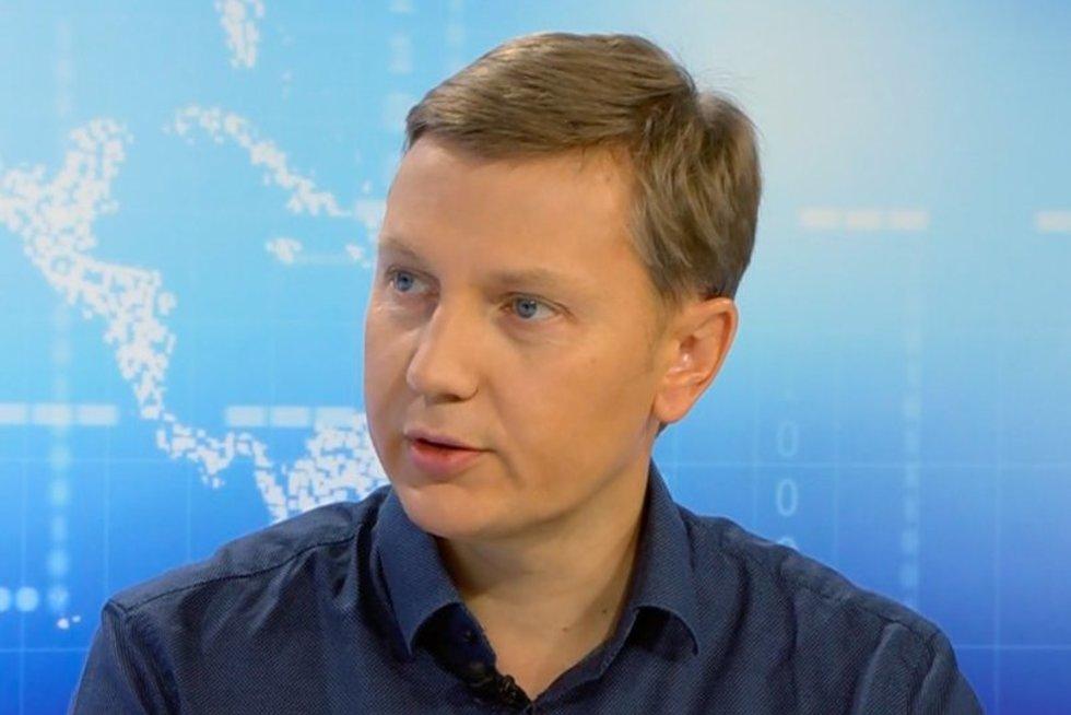 Politologas Laurynas Jonavičius (nuotr. tv3.lt)