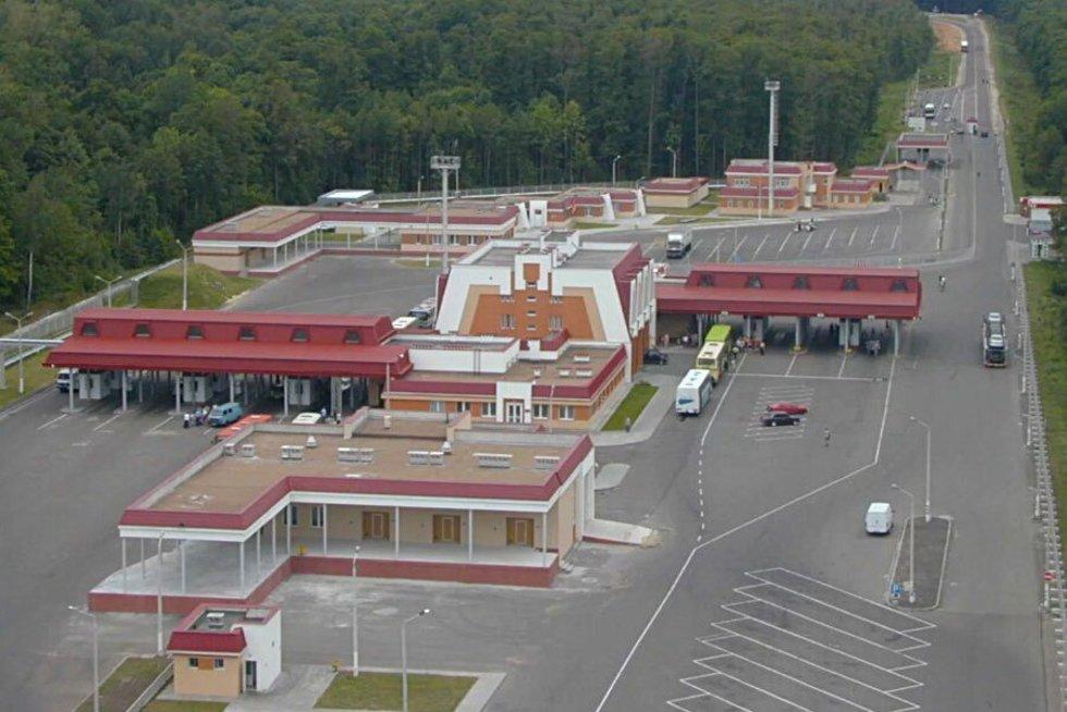 """Baltarusija pati nesupranta, ką """"uždarė"""" Lukašenka: sienos su Lietuva ir Lenkija – atviros (nuotr. Gamintojo)"""