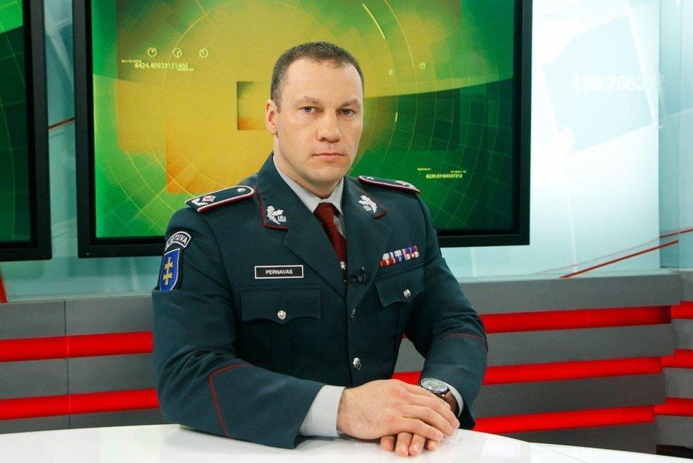 Linas Pernavas  (nuotr. asm. archyvo)