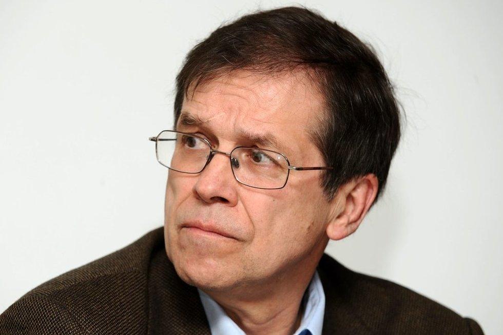 Kęstutis Girnius (nuotr. Fotodiena.lt/Roberto Dačkaus)