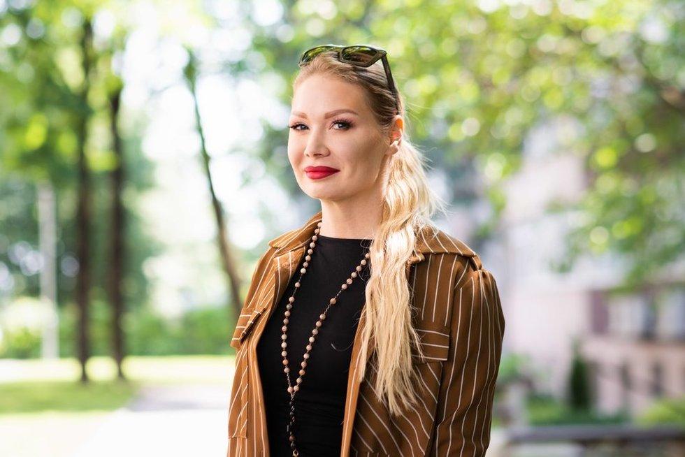 Natalija Bunkė (nuotr. Fotodiena/Justino Auškelio)