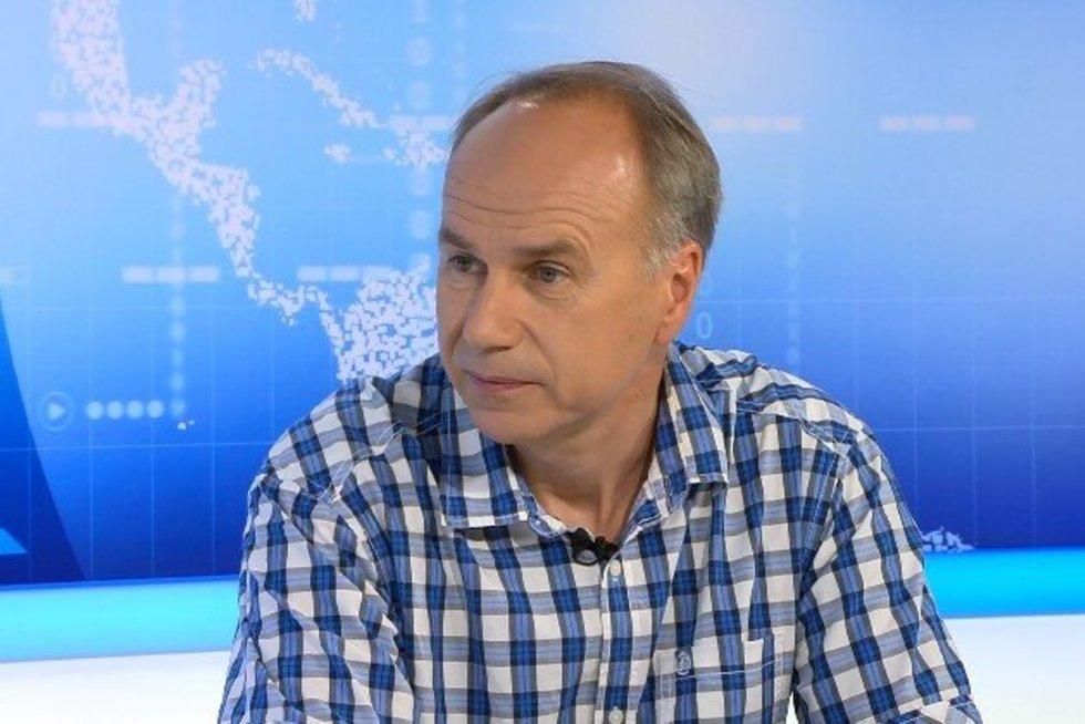 Saulius Jurkevičius (nuotr. stop kadras)