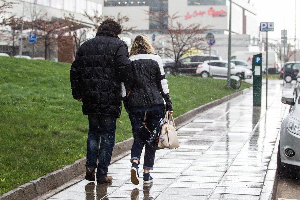 Lietus Vygintas Skaraitis/Fotobankas