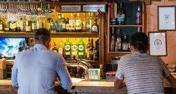 Dalyje Vilniaus barų būtina klientų registracija: štai, kaip tai vyksta