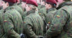Dragūnų batalione Klaipėdoje –per 30 sergančių Covid-19: kariuomenė paneigė gandus dėl izoliacijos