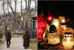 Jokiu būdu to nedarykite kapinėse: sudrumsite ne tik savo, bet ir mirusiųjų pasaulį
