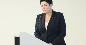 D. Gudzinevičiūtė (nuotr. Fotodiena/Justino Auškelio)