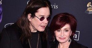 Sharon Osbourne ir Ozzy Osbourne