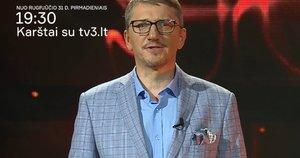 Mindaugas Sėjūnas (nuotr. tv3.lt)
