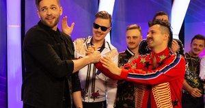 """""""Eurovizijos"""" finalas (Greta Skaraitienė/Fotobankas)"""